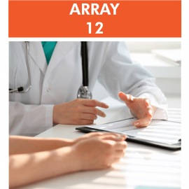 Array 12 Pathogen Associated Immune Reactivity Screen