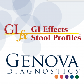 The Genova GI Effects® Comprehensive Stool Profile
