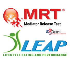 MRT® 170 Blood Test for Food and Chemical Sensitivities and LEAP