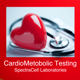 Spectracell CardioMetabolic Test