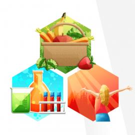 Vibrant Wellness Food Allergen + Inhalant Panel