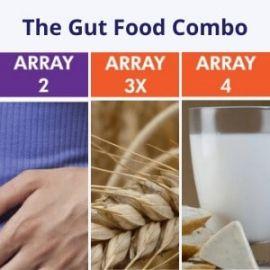 Array 2, 3X, 4 – The Gut Food Combo