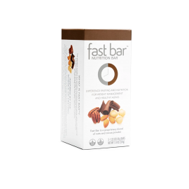 Fast Bars Nuts & Dark Cocoa | Box of 5