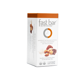 Fast Bars Nuts & Cacao Chips | Box of 5