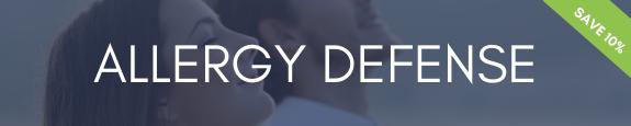 Allergy Defense Bundle